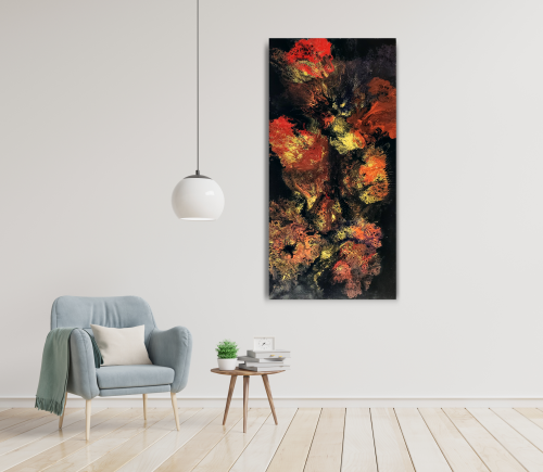 Picture titled Poppies
